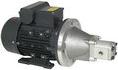 230V-motor-pomp-combinatie