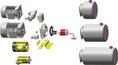Powerpack-onderdelen