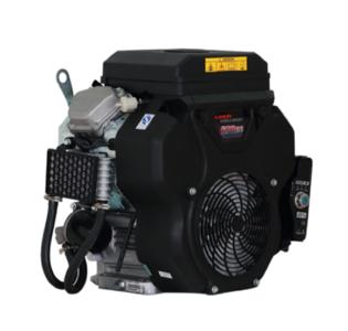 PTM680pro met gemonteerde hydrauliekpomp (pompgroep 2)